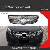 Mercedes V Serisi W447 Vito Diamon Gri Panjur