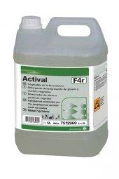 Actival F21 Ağır Kirler İçin Alkali Kir Ve Yağ...