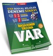Arı Yayıncılık 7. Sınıf Sosyal Bilgiler Var Deneme Sınavı