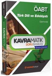 Uzman Kariyer Öabt Türk Dili Ve Edebiyatı Kavramatik Çözümlü Soru