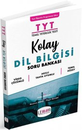 Yargı Lemma Tyt Kolay Dil Bilgisi Soru Bankası