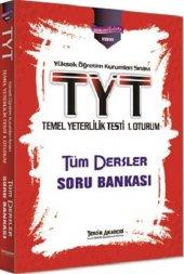 Tercih Akademi Yayınları Tyt Tüm Dersler Soru Bankası