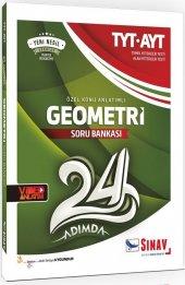 Sınav Tyt Ayt Geometri 24 Adımda Özel Konu Anlatımlı Soru Bankası