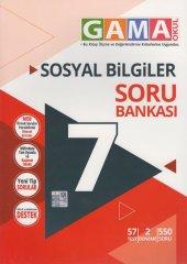 Gama Okul 7. Sınıf Sosyal Bilgiler Soru Bankası