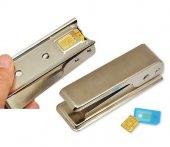 Buffer Micro Sim Kart Kesme Aleti Nano Sim (IPhone5)