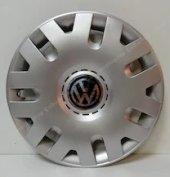Volkswagen 14 İnç Jant Kapağı 4 Adet Kelepçe...