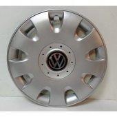 Volkswagen 15 İnç Jant Kapağı 4 Adet Kelepçe...