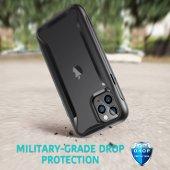 ESR iPhone 11 Pro Kılıf, ESR Hybrid Armor, Siyah-7