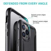 ESR iPhone 11 Pro Kılıf, ESR Hybrid Armor, Siyah-8