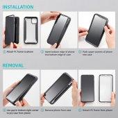 ESR iPhone 11 Pro Kılıf, ESR Hybrid Armor, Siyah-10