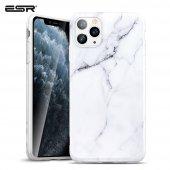 Esr İphone 11 Pro Kılıf, Esr Marble, Beyaz