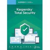 Kaspersky Total Security 2020 1 Pc 1 Yıl...