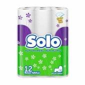Solo Kağıt Havlu 12 Rulo