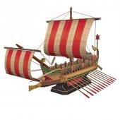 Antik Roma Savaş Gemisi 3D Puzzle