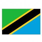 Tanzanya Gönder Bayrağı 150x225cm