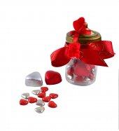 Liva Kalp Drajeli Sevgililer Günü Çikolatası
