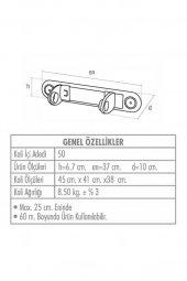 Palex Ev Tipi Rulo Kağıt Dispenseri-2