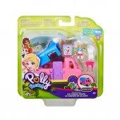 Polly Pocket Pollyville Araçları Ggc39 Ice...