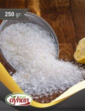 Limon Tuzu Tane 250 Gr