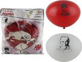 Atom 100lu Atatürk Baskılı Balon