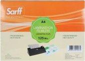 Sarff A4 125 Mıc 100 Lü Laminasyon Filmi