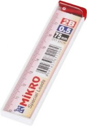 Mikro M 750 0.5 Mm Cetvelli Kurşun Kalem Ucu