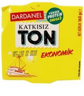 Dardanel Ekonomik Ton Balığı 2 X160 Gr