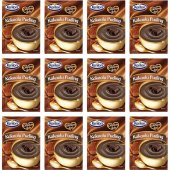 Kenton Puding Çikolata Aşkı Kakaolu 120gr 12li