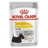 Royal Canin Dermacomfort Loaf Yaş Köpek Maması 85 G X 12 Adet