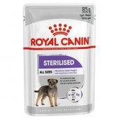 Royal Canin Ccn Sterilised Loaf Köpek Maması 85 Gr X 12 Adet