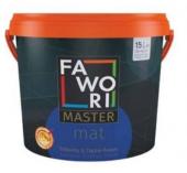 Fawori Master Mat Silikonlu İç Cephe Boyası 15 Lt