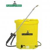 Plant Mate Akülü Şarjlı İlaçlama Pompası Sarı