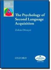 Oxford Resbfteach Psychology Acquısıtıon