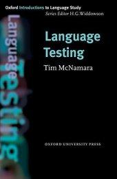 OXFORD RES: LANGUAGE TESTING
