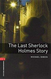 OXFORD OBWL 3:LAST S.HOLMES STORY MP3