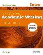 OXFORD EFFECTIVE ACADEMIC WRITING INTRO 2ED SB +ONLINE