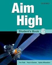 OXFORD AIM HIGH 6 SB