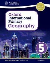 OXFORD INTERNATIONAL PRIMARY GEOGRAPHY 5 SB+WB