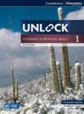 Cambridge Unlock - Listening and Speaking Ski,1