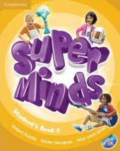 Cambridge Super Minds,5 Students Book with DVD-ROM+ Workbook