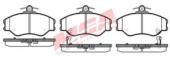 ON FREN BALATASI HYUNDAI H100 93-03(2.4-2.5D-TD)