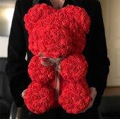 Dev Kırmızı Teddy Bear Ayıcık