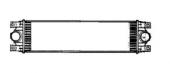 TURBO RADYATORU (INTERCOOLER) MASTER II-III 2.5DCI(GVA)