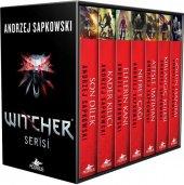 The Witcher Serisi Özel Kutulu Set (7 Kitap)