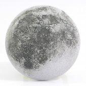 Odamdaki Dekoratif Ay Kumandalı Başucu Gece Lambası