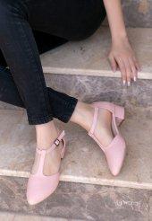 Sveva Pudra Cilt Topuklu Ayakkabı-2