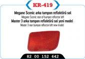 TAMPON REFLEKTORU ARKA SOL MASTER III 10-SCENIC II(KAYA)