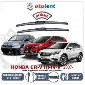 Honda Crv III-IV-V 07- Silecek Takımı 650-400MM(SILBAK)