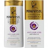 Minevital Dökülme Karşıtı Şampuan 300ml-2