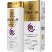 Minevital Dökülme Karşıtı Şampuan 300ml-3